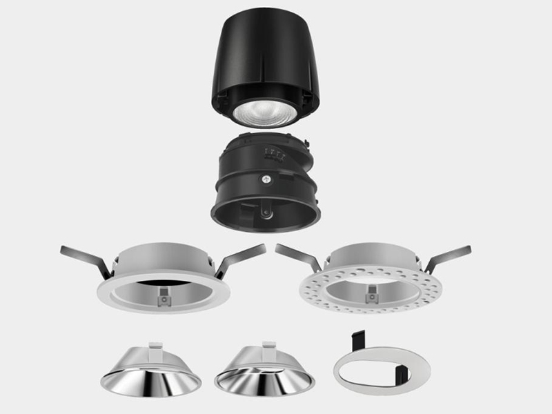 Seity Launches New hotel downlight and Catalogue -- Seine series