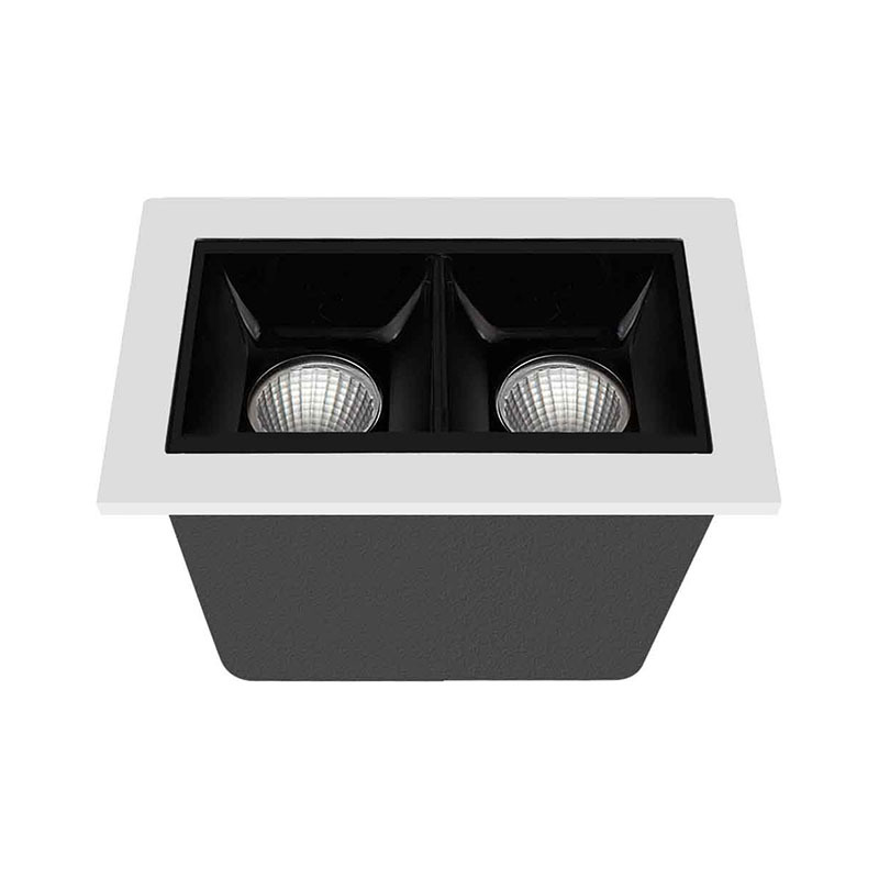LED down light/grille light 207015-10 MAX 20W