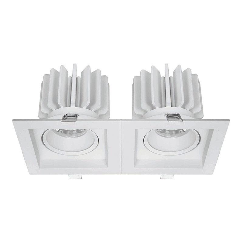 LED down lights/grille lights 207024 MAX 30W