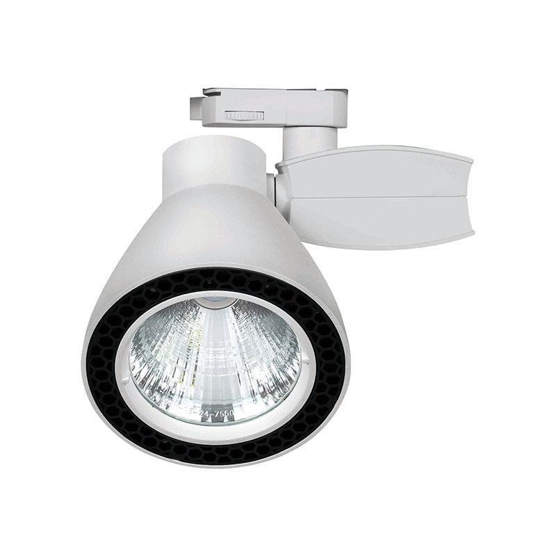 Bright LED track light 308201-1 MAX 35W