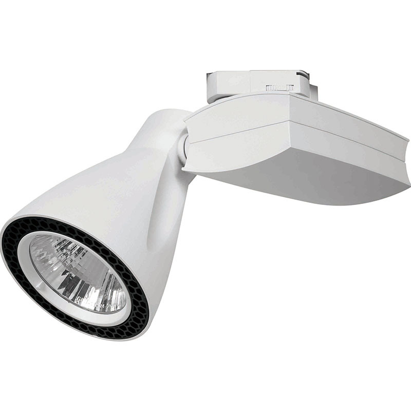 Custom track wall led track light Seity white