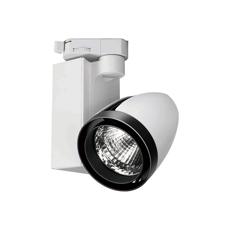 Contemporary LED track light 337201-3 MAX 50W