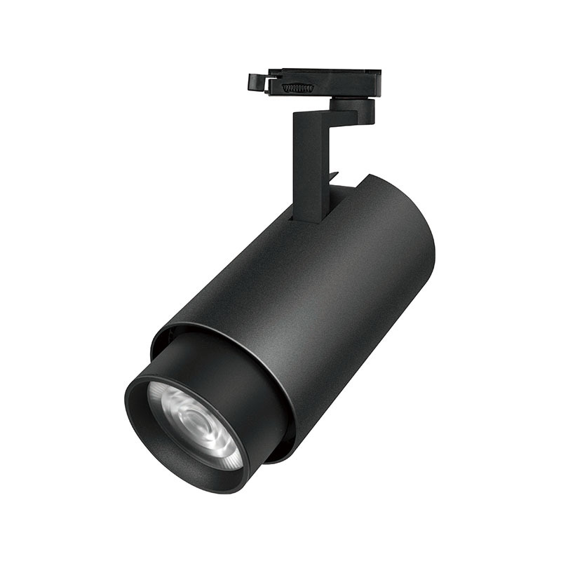 LED zooming track light 339203-1 MAX 30W