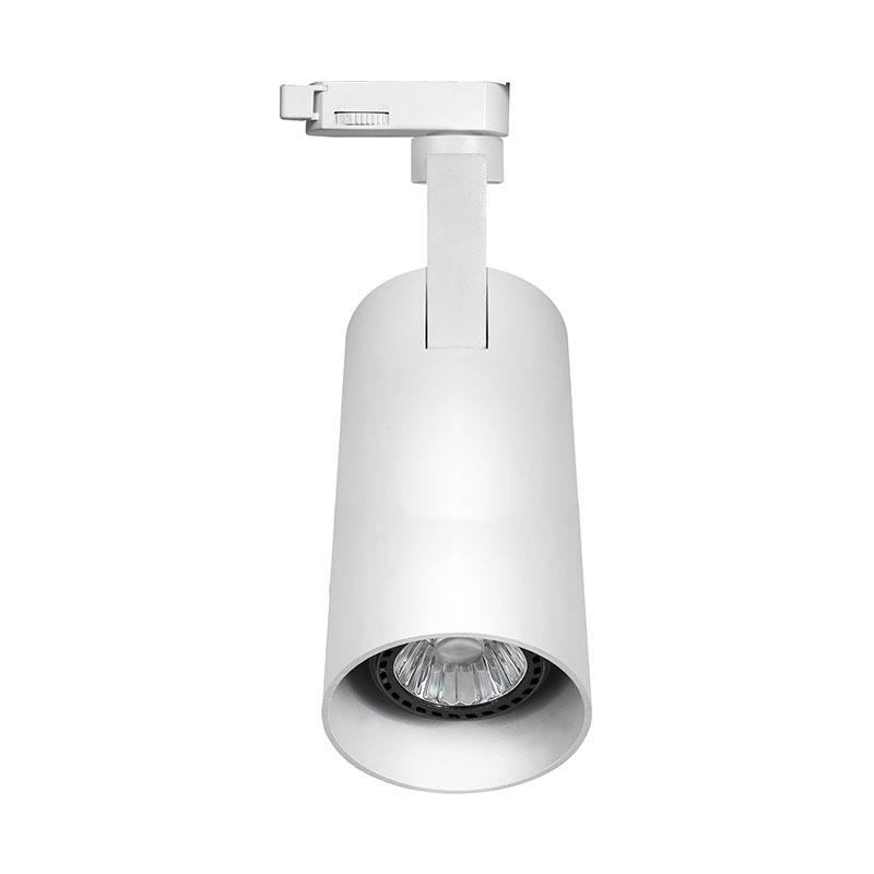 LED track light family with LED lamp (PAR20/PAR30/GU/GU5.3)