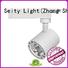 family black white shape Seity Brand led track light supplier