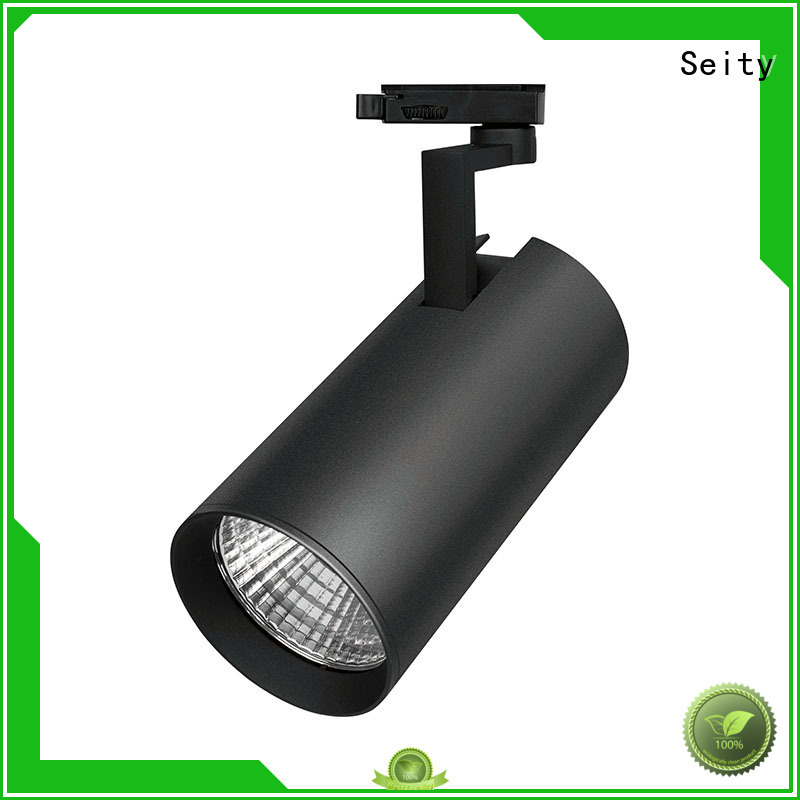 Seity Brand light round ceiling mount track lighting