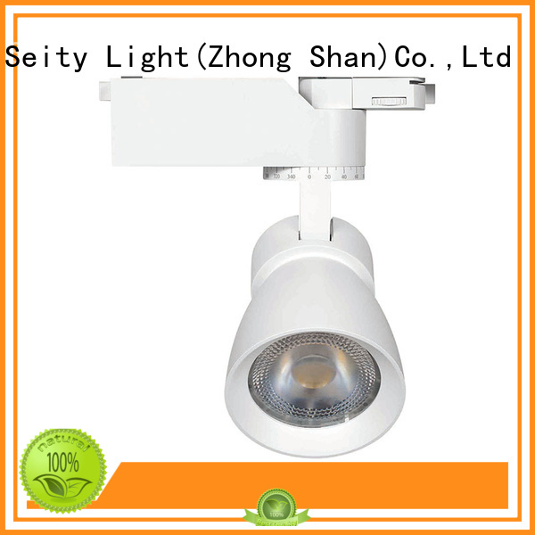 ceiling mount track lighting lamp white Seity Brand