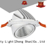 flexible light recessed adjustable led downlights lights Seity company